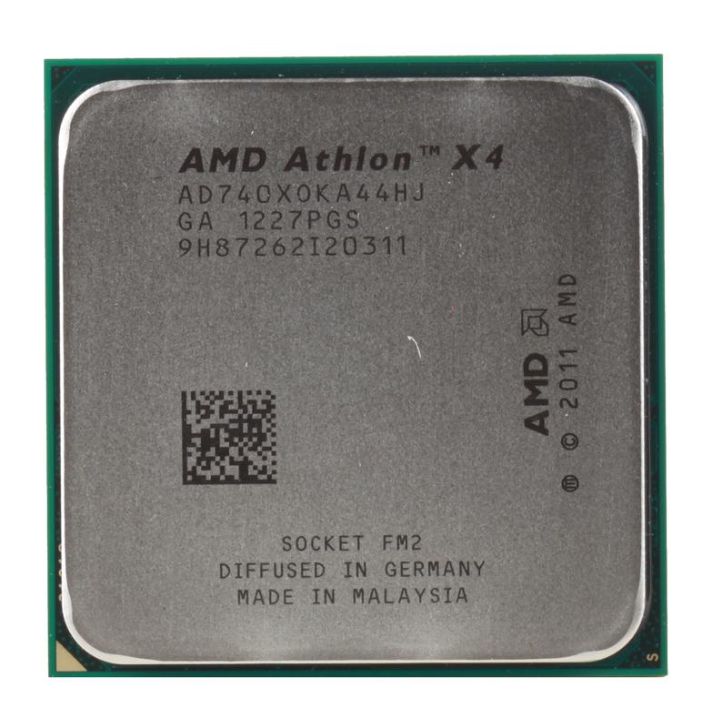Процессор AMD Athlon II X4 740 OEM (Socket FM2) (AD740XOKA44HJ)