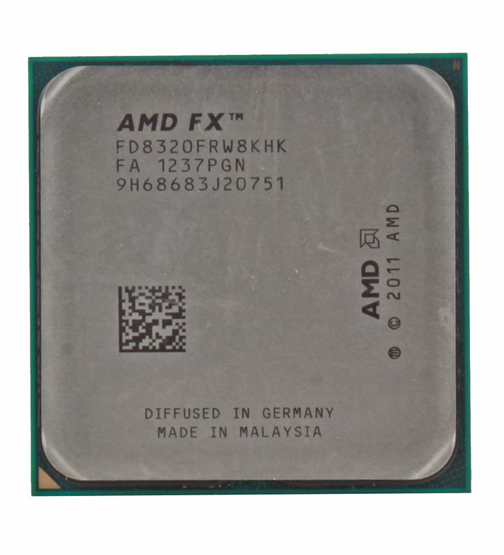 Процессор AMD FX-8320 OEM SocketAM3+ (FD8320FRW8KHK) цена 2017