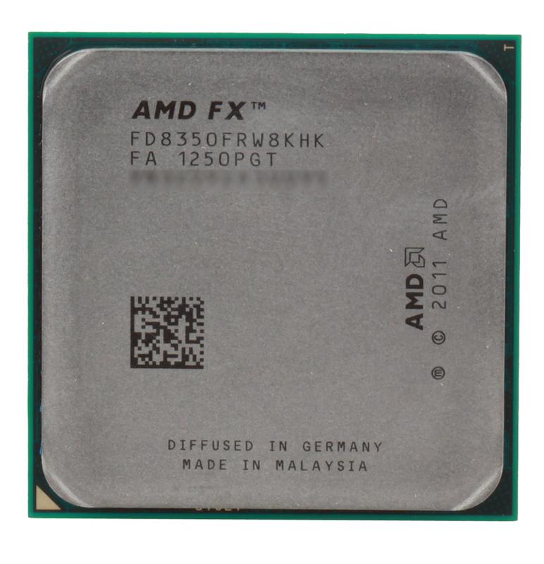 Процессор AMD FX-8350 OEM SocketAM3+ (FD8350FRW8KHK) процессор amd x4 fx 4350 socket am3