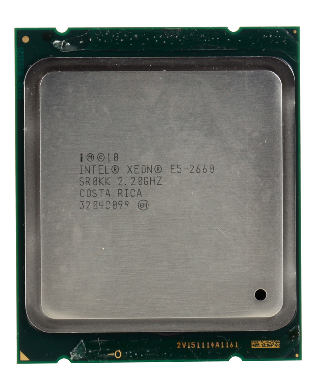Процессор Intel Xeon E5-2660 OEM 2,20GHz, 8GT/s, 20Mb Cache, Socket2011 original e5 2670 cpu 20m cache 2 60 ghz 8 00 gt s intelqpi ga 2011 srokx c2 suitable x79 motherboard