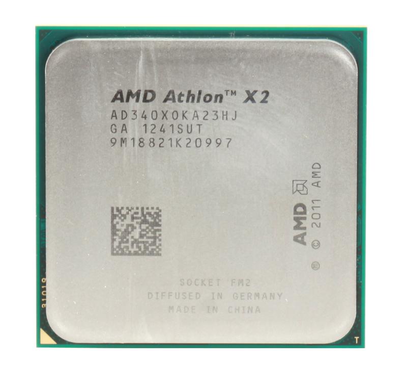 Процессор AMD Athlon II X2 340 OEM SocketFM2 (AD340XOKA23HJ) процессор amd athlon ii x2 340 fm2 ad340xoka23hj 3 2 1mb oem