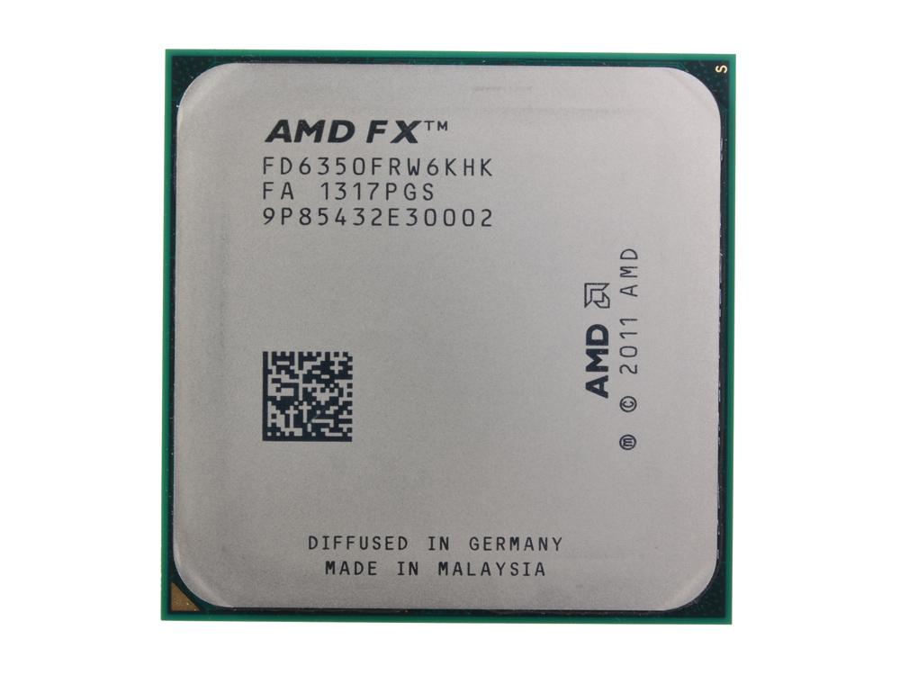 Процессор AMD FX-6350 OEM SocketAM3+ (FD6350FRW6KHK) процессор amd fx 8370 vishera 4000mhz am3 l3 8192kb fd8370frw8khk tray