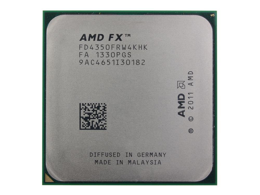 где купить Процессор AMD FX-4350 OEM SocketAM3+ (FD4350FRW4KHK) дешево