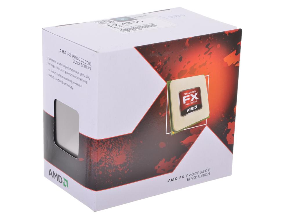 Процессор AMD FX-4350 BOX SocketAM3+ (FD4350FRHKBOX) процессор amd fx 8370 vishera 4000mhz am3 l3 8192kb fd8370frw8khk tray