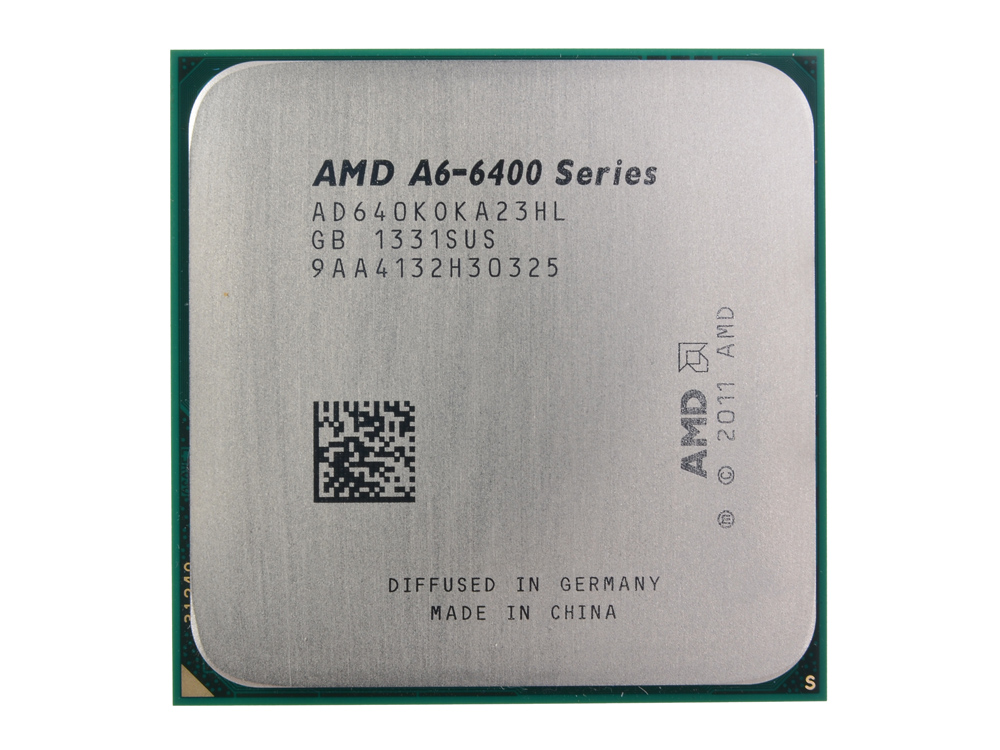 Процессор AMD A6 6400-K OEM SocketFM2 (AD640KOKA23HL) процессор amd a4 4000 box &lt socketfm2&gt ad4000okhlbox