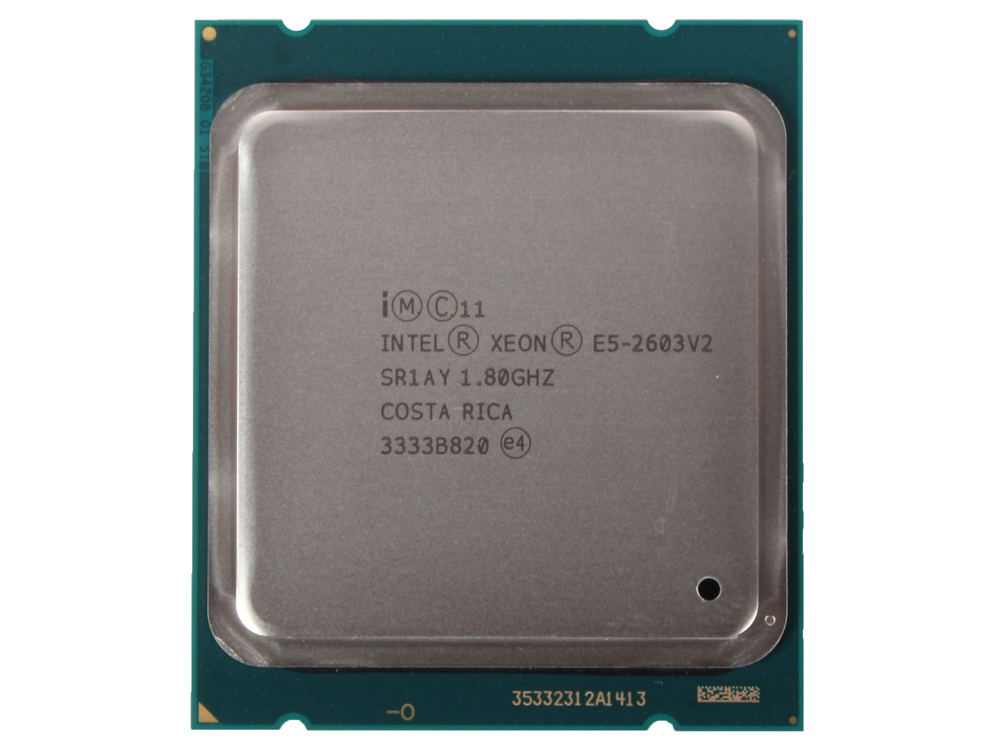 Процессор Intel Xeon E5-2603v2 OEM 1,80GHz, 10M, LGA2011-0 процессор lenovo intel xeon processor e5 2650 v4 12c 2 2ghz 30mb cache 2400mhz 105w kit for x3650m5 00yj197