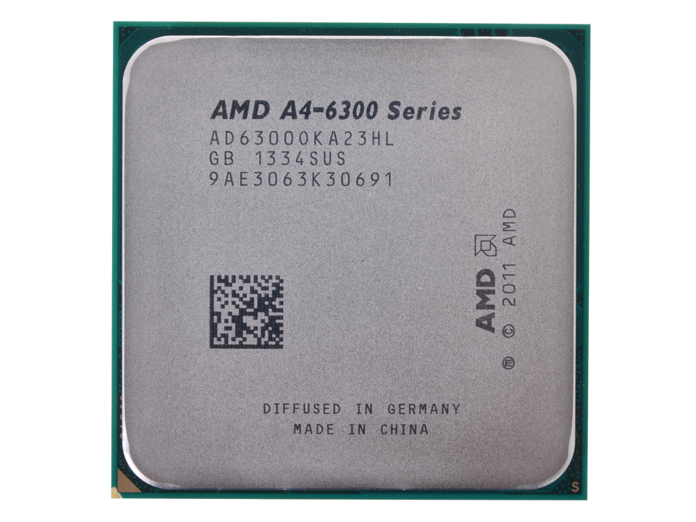 Процессор AMD A4 6300 OEM SocketFM2 (AD6300OKA23HL) процессор amd a4 4000 box &lt socketfm2&gt ad4000okhlbox
