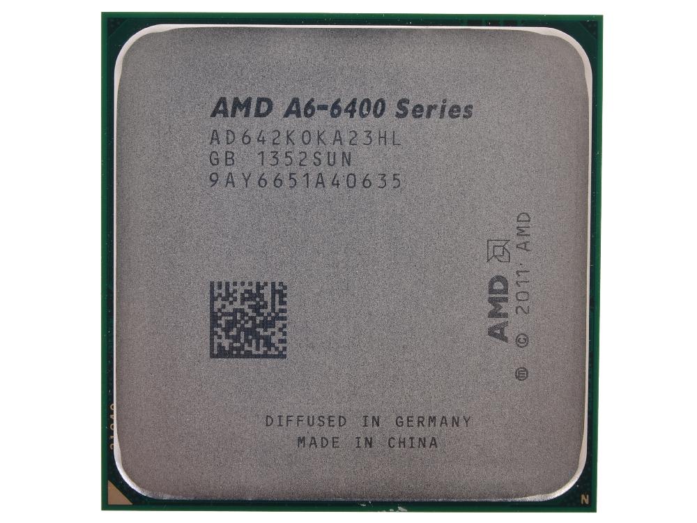 Процессор AMD A6 6420-K OEM SocketFM2 (AD642KOKA23HL) проц amd soc a