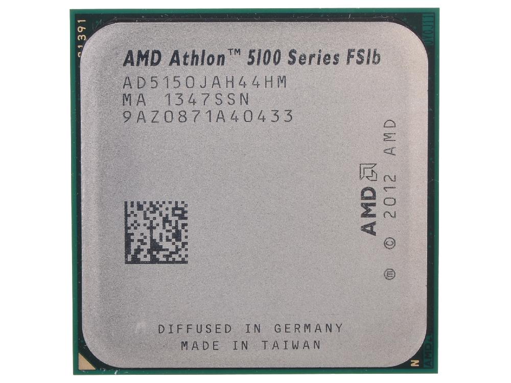 Процессор AMD Athlon 5150 OEM SocketAM1 (AD5150JAH44HM)