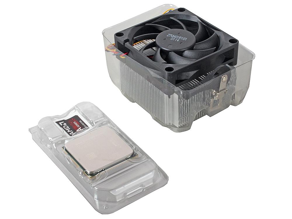 Процессор AMD A10 7850K BOX Socket FM2+ (AD785KXBJABOX)