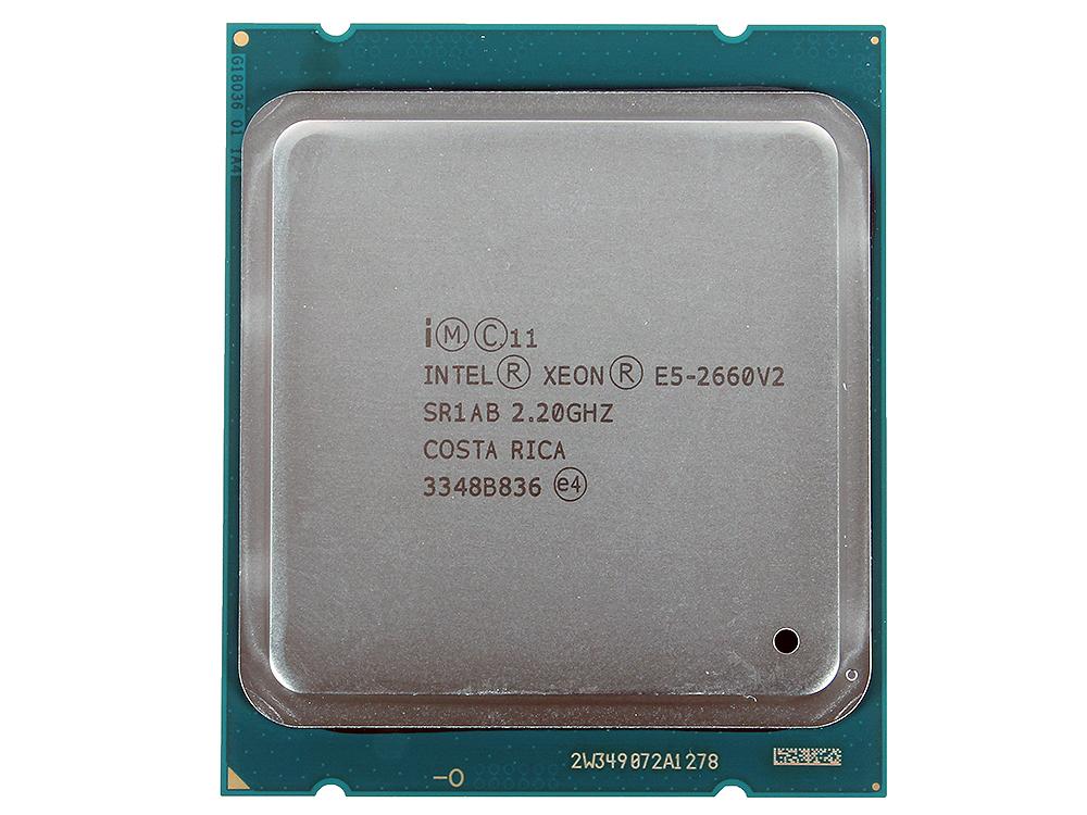 все цены на Процессор Intel Xeon E5-2660v2 OEM 2,20GHz, 25Mb Cache, Socket2011 онлайн