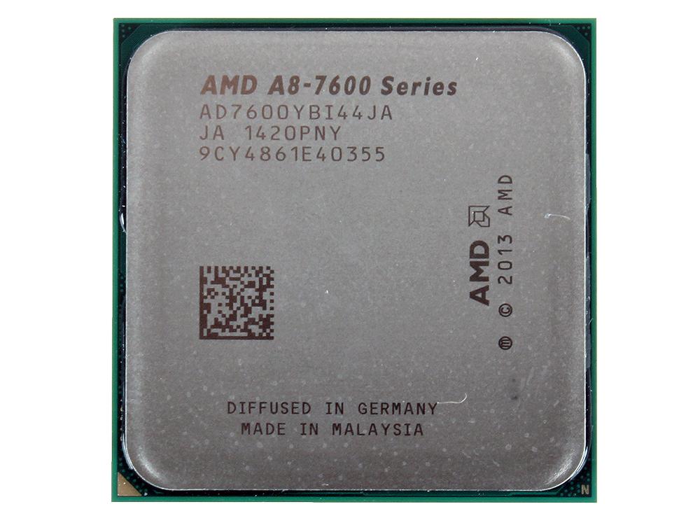 Процессор AMD A8 7600 OEM Socket FM2+ (AD7600YBI44JA) процессор amd opteron 6320 oem socket g34 os6320wkt8ghk