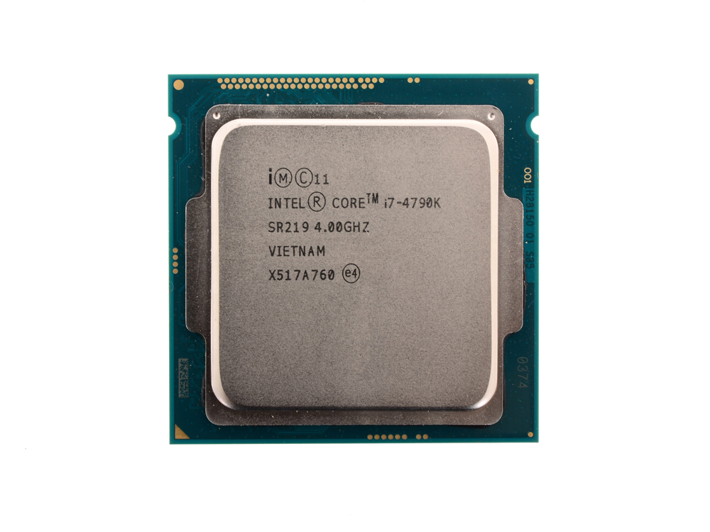 Процессор Intel Core i7-4790K OEM 4.00GHz, 8Mb, LGA1150 (Devil's Canyon)
