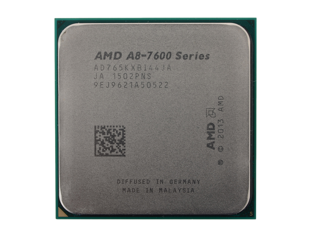Процессор AMD A8 7650-K OEM Socket FM2+ (AD765KXBI44JA) процессор amd a4 4000 ad4000okhlbox socket fm2 box