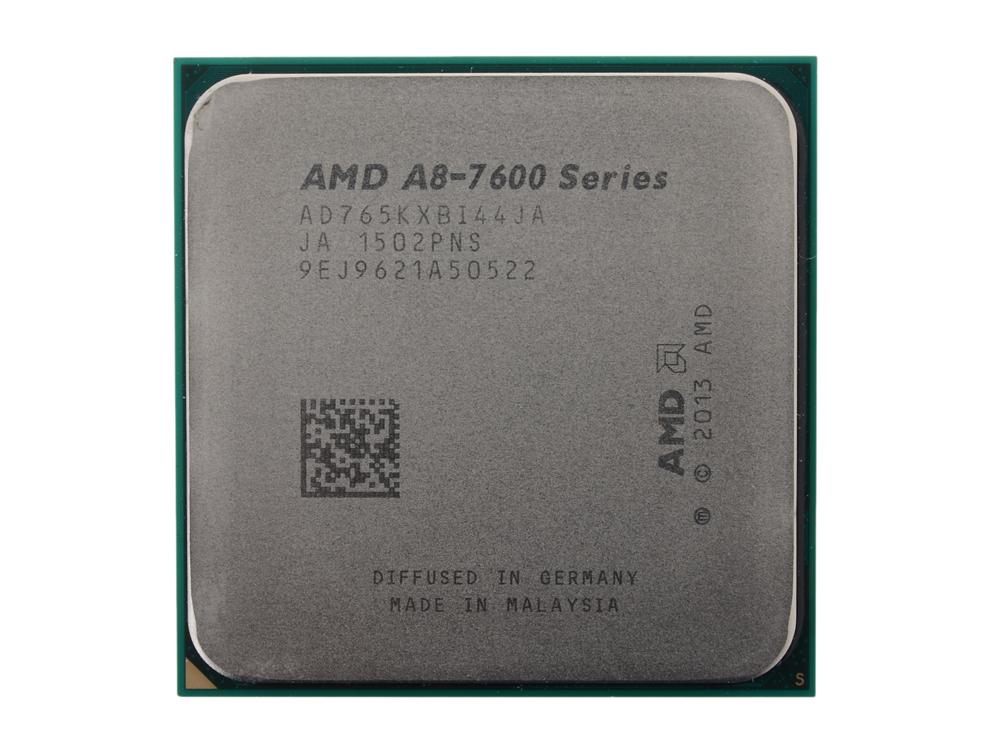 Процессор AMD A8 7650-K OEM Socket FM2+ (AD765KXBI44JA) процессор amd a8 7670 k box socket fm2 ad767kxbjcsbx