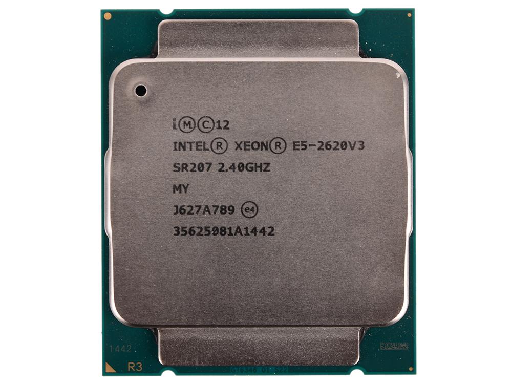 Процессор Intel Xeon E5-2620v3 OEM 2,40GHz, 15M, LGA2011-3 цена 2017
