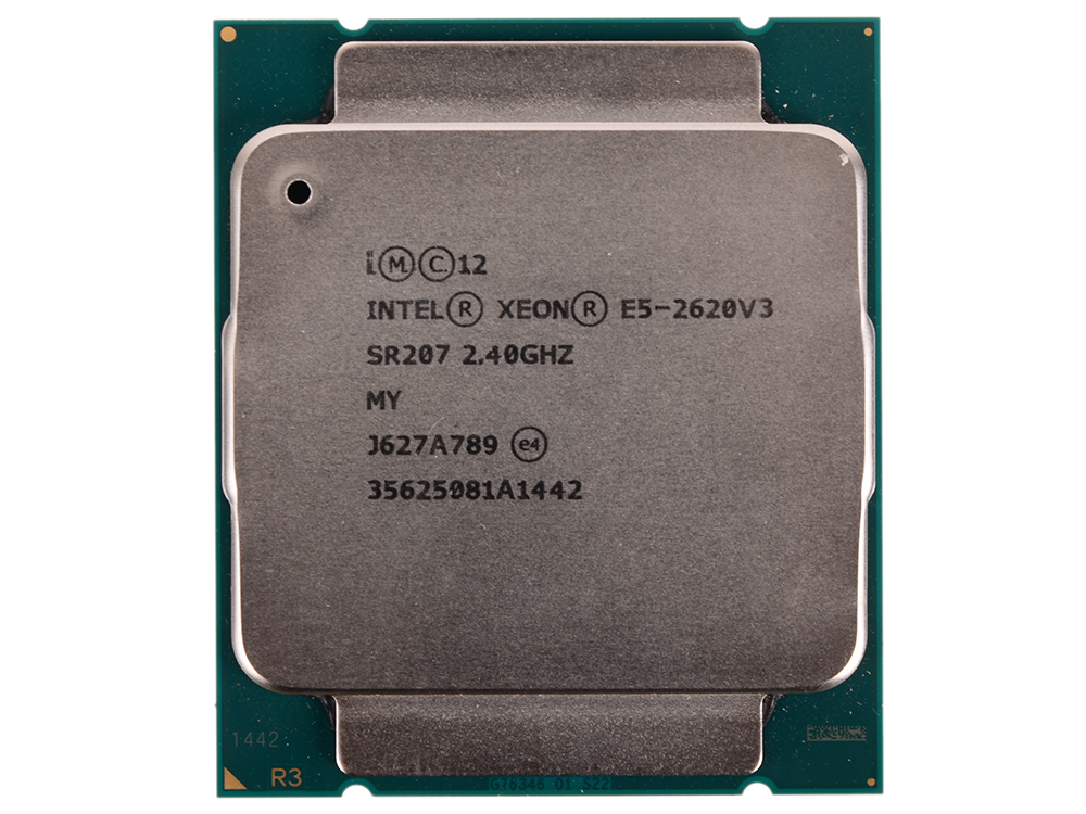 Процессор Intel Xeon E5-2620v3 OEM 2,40GHz, 15M, LGA2011-3 процессор intel xeon e5 2603v2 1 8ghz 10m lga2011 oem