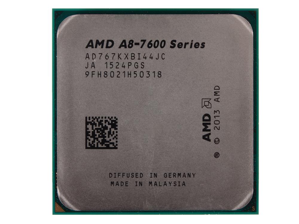 Процессор AMD A8 7670-K OEM Socket FM2+ (AD767KXBI44JC) процессор amd a4 6320 fm2 oem