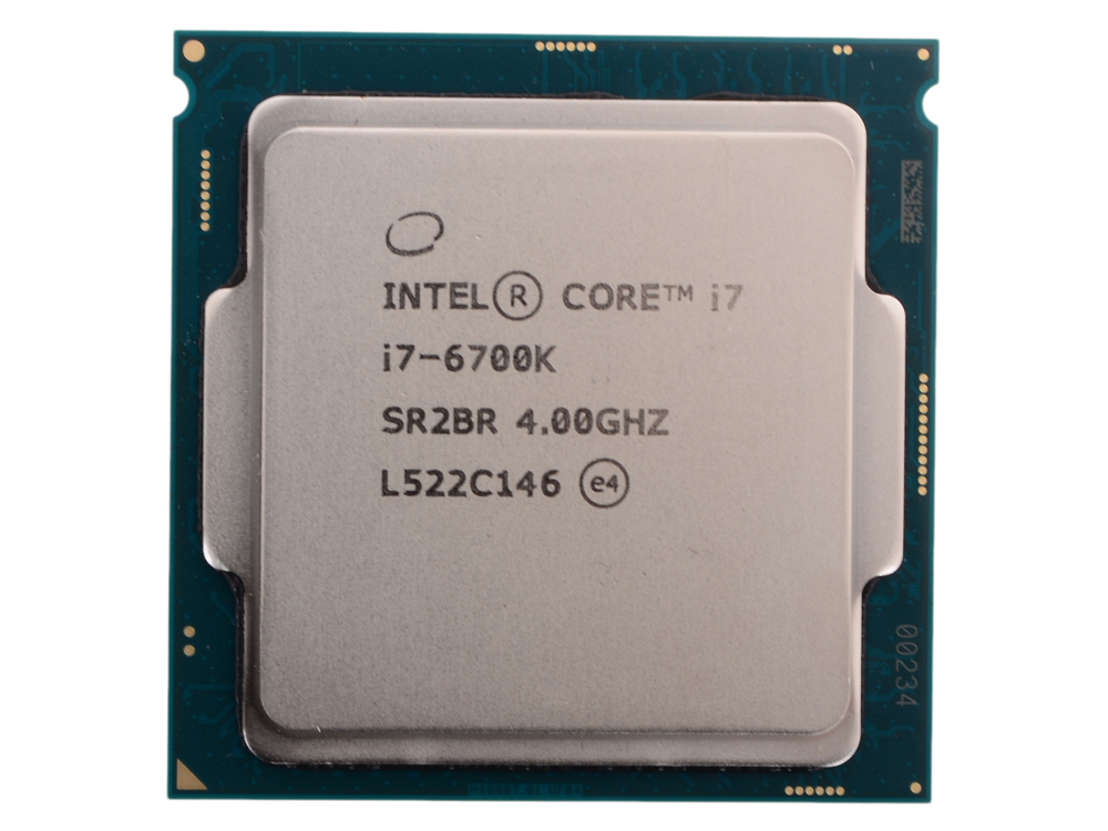 Процессор Intel Core i7-6700K OEM 4.0GHz, 8Mb, FCLGA1151, Skylake процессор intel core i7 6700k box