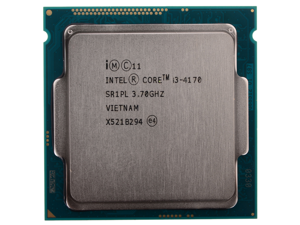 Процессор Intel Core i3-4170 OEM 3.7GHz, 3Mb, LGA1150 (Haswell) процессор intel core i3 3220 oem 3 30ghz 3mb lga1155 ivy bridge