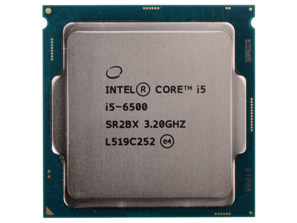 Процессор Intel Core i5-6500 OEM 3.2GHz, 6Mb, LGA1151, Skylake процессор intel core i5 6400 2 7ghz 6mb lga1151 box bx80662i56400