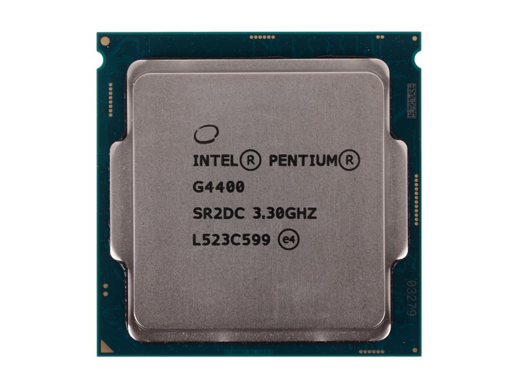 Процессор Intel Pentium G4400 OEM 3.3GHz, 3Mb, LGA1151, Skylake процессор intel cpu pentium 925 930 3 0g