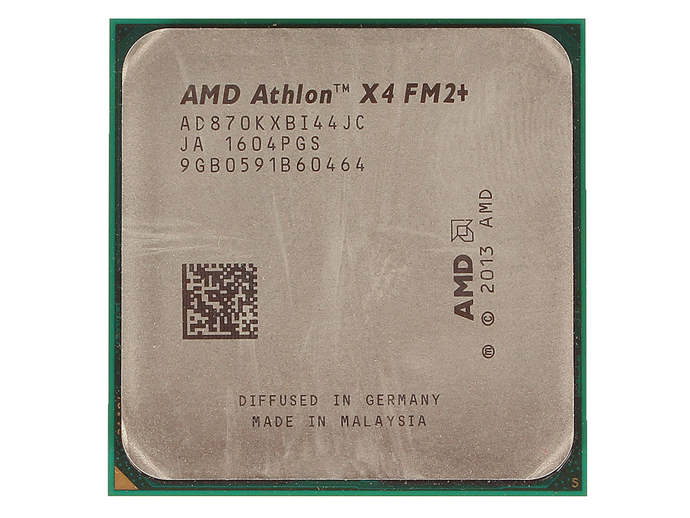 Процессор AMD Athlon X4 870-K OEM Socket FM2+ (AD870KXBI44JC)