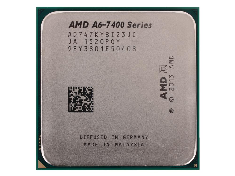 Процессор AMD A6 7470-K OEM (Socket FM2+) (AD747KYBI23JC) проц amd soc a
