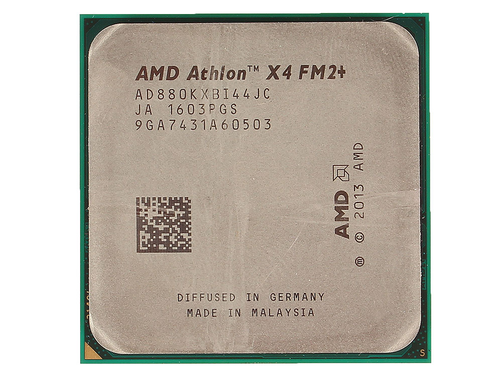 Процессор AMD Athlon X4 880-K OEM Socket FM2+ (AD880KXBI44JC)