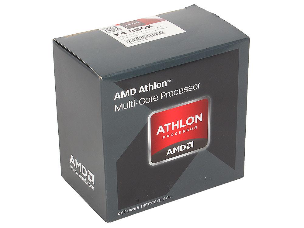 Процессор AMD Athlon X4 860-K BX QC (AD860KXBJASBX)