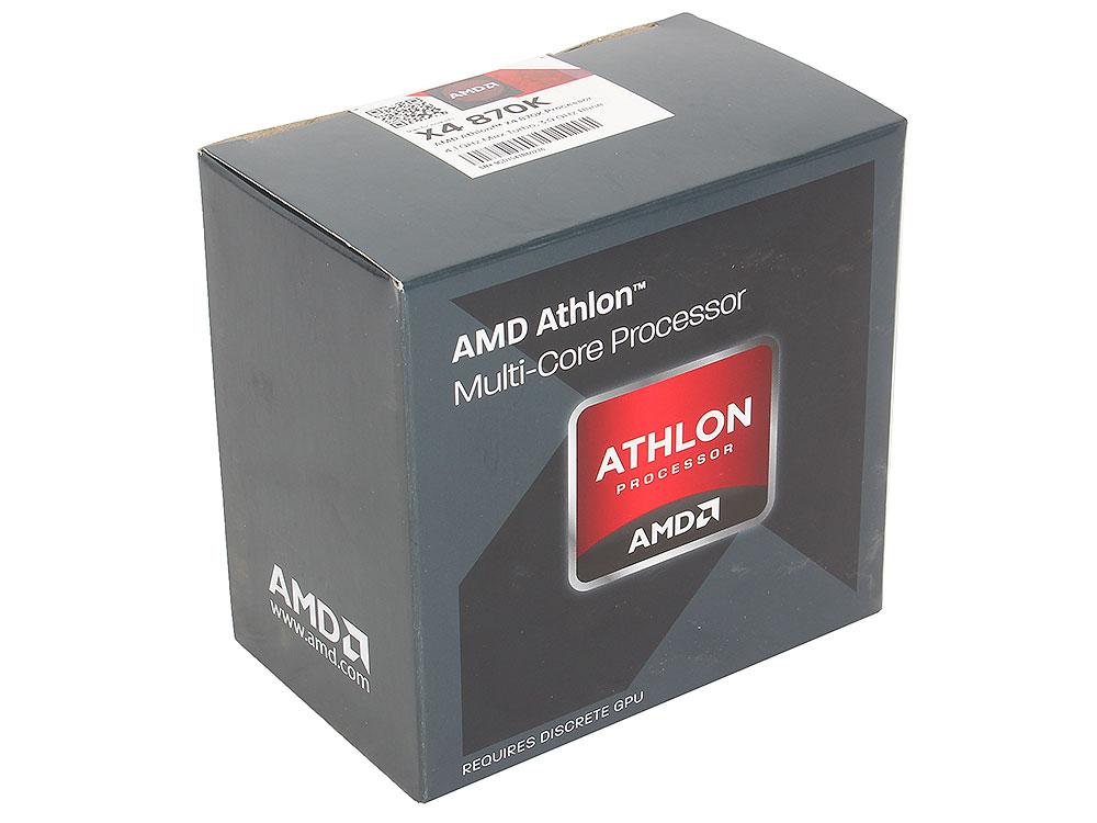 Процессор AMD Athlon X4 870-K QC BX (AD870KXBJCSBX)