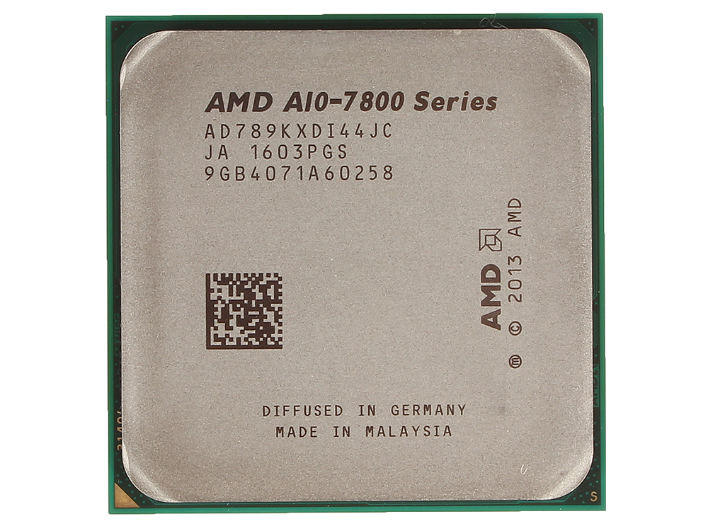 Процессор AMD A10 7890-K Socket FM2+ (AD789KXDI44JC) процессор amd a8 7500 3 0ghz 2mb ad7500ybi44ja socket fm2 oem