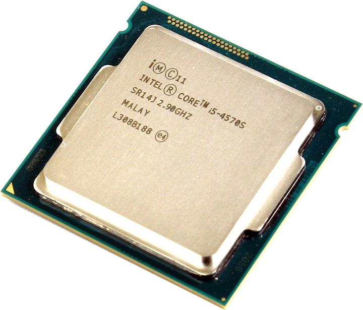 все цены на Процессор Intel Core i5-4570S 2.9GHz 6Mb Socket 1150 OEM онлайн
