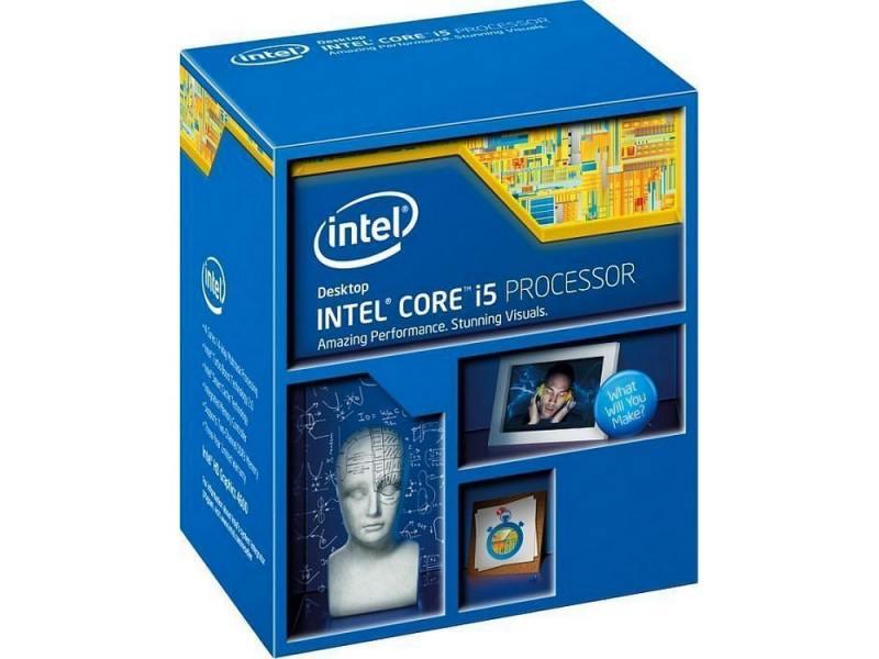 Фото Процессор Intel Core i5-4590 3.3GHz 6Mb Socket 1150 BOX