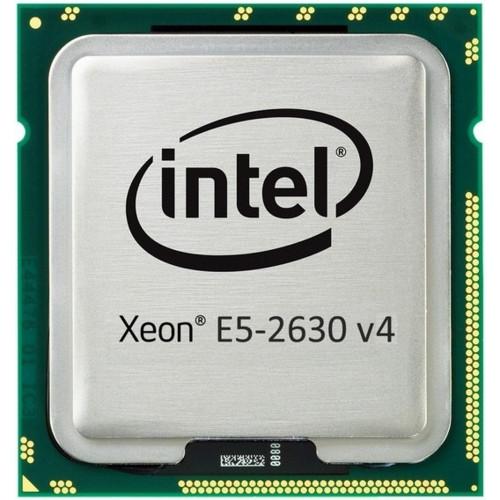 Процессор Dell Intel Xeon E5-2630v4 2.2GHz 25M 10C 85W 338-BJDG пк hp z640 xeon e5 2630v4 16gb ssd256gb dvdrw cr w7pro64 w10pro kb m черный [t4k61ea]