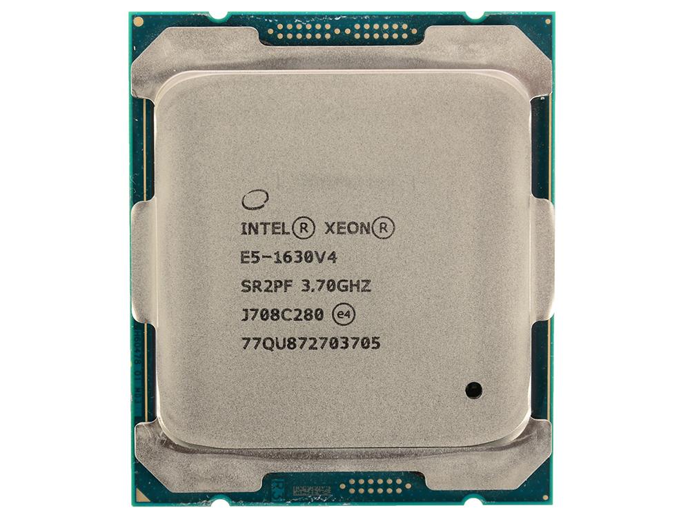 Процессор Intel Xeon E5-1630v4 3.7GHz 10Mb LGA2011-3 OEM процессор dell intel xeon e5 2630 v4 broadwell ep 2200mhz lga2011 3 l3 25600kb 338 bjdg box
