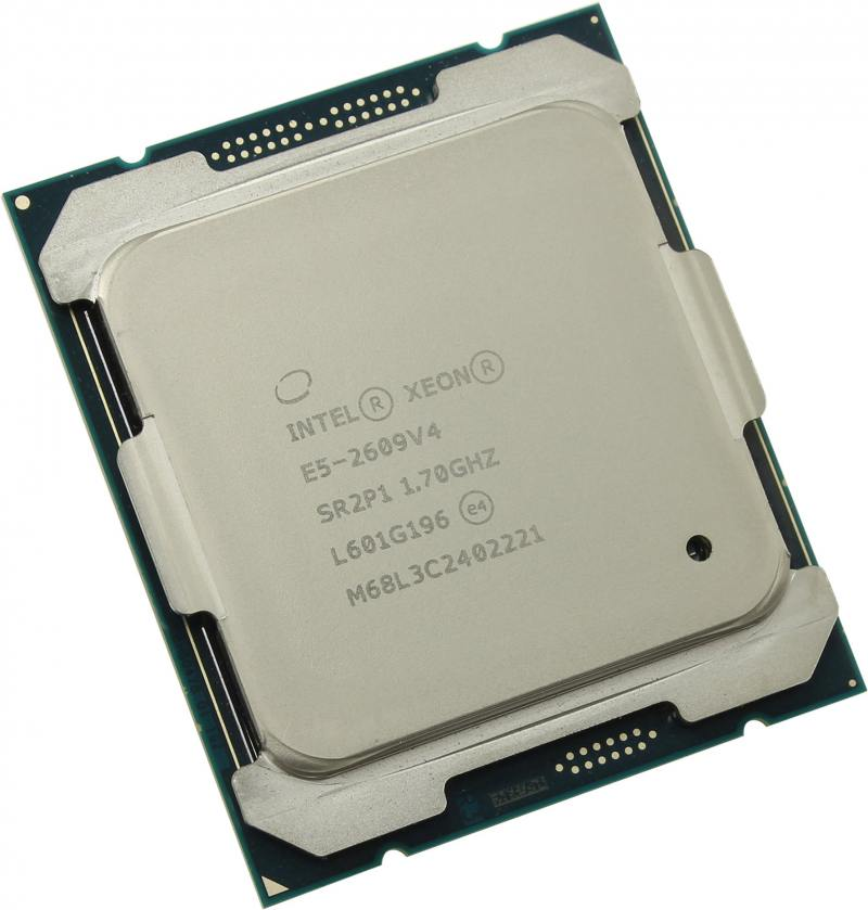 Процессор Dell Intel Xeon E5-2609v4 1.7GHz 20M 8C 85W 338-BJEB