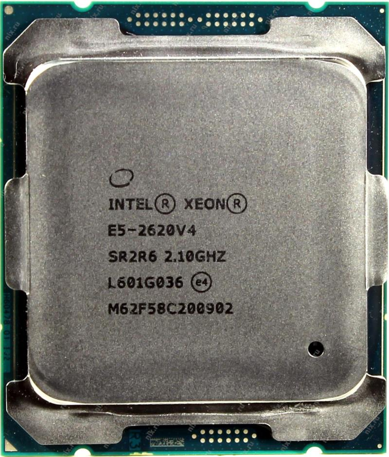 Процессор Fujitsu Intel Xeon E5-2620v4 2.1GHz 8C S26361-F3933-L420 процессор lenovo intel xeon processor e5 2650 v4 12c 2 2ghz 30mb cache 2400mhz 105w kit for x3650m5 00yj197