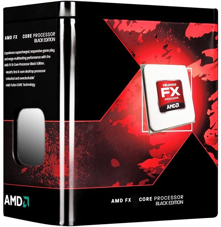 Процессор AMD FX-8300 FD8300WMHKBOX 3.3GHz Socket AM3+ BOX процессор amd x4 fx 4350 socket am3
