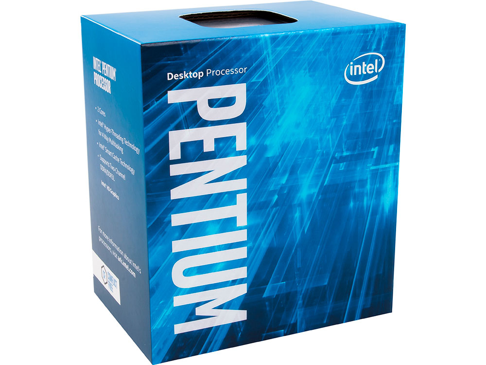 Процессор Intel Pentium G4560 BOX TPD 54W, 2/4, Base 3.5GHz, 3Mb, LGA1151 (Kaby Lake) mt5301crmu bmsl