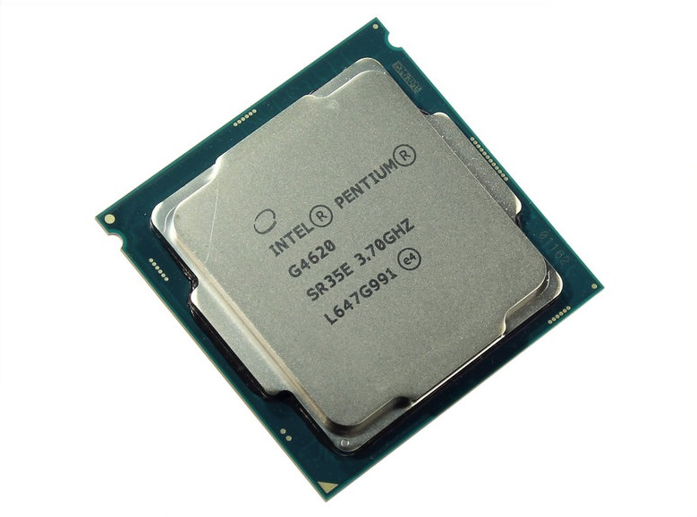 Процессор Intel Pentium G4620 OEM  TPD 51W, 2/4, Base 3.70GHz, 3Mb, LGA1151 (Kaby Lake) ao4620 4620 sop8