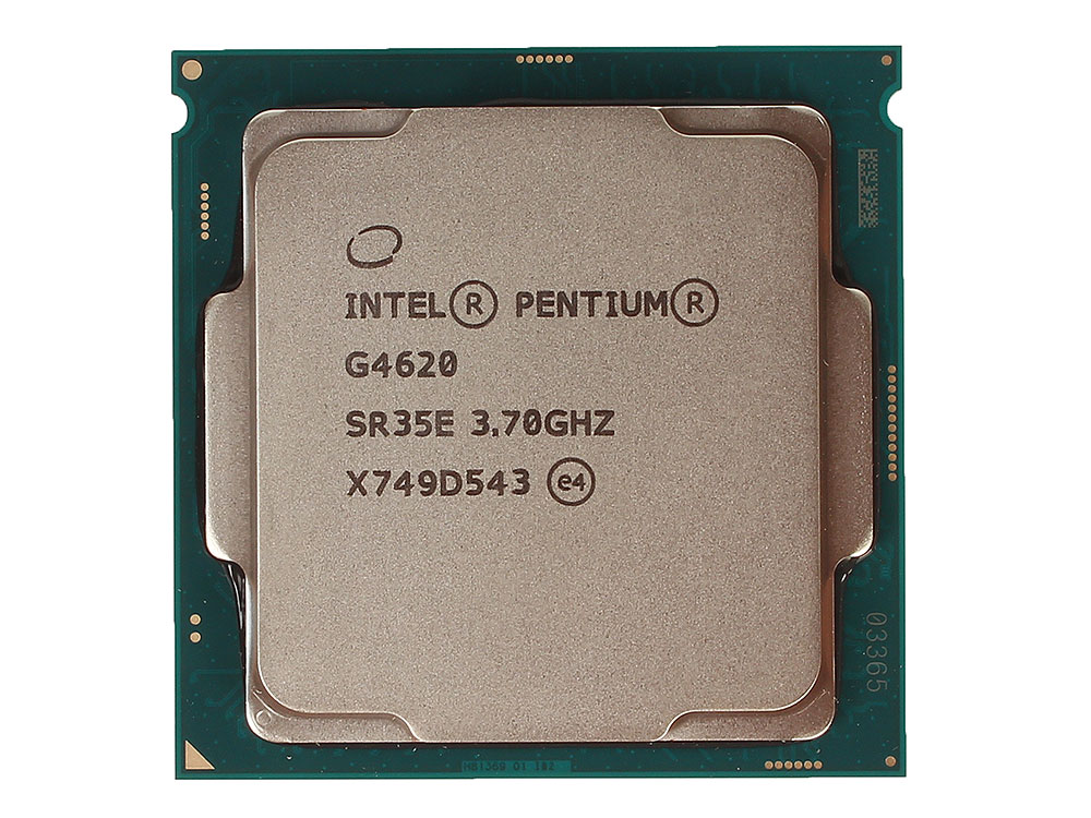 Процессор Intel Pentium G4620 OEM TPD 51W, 2/4, Base 3.70GHz, 3Mb, LGA1151 (Kaby Lake) процессор intel core i3 7100 kaby lake 3 9ghz 3mb lga1151 oem
