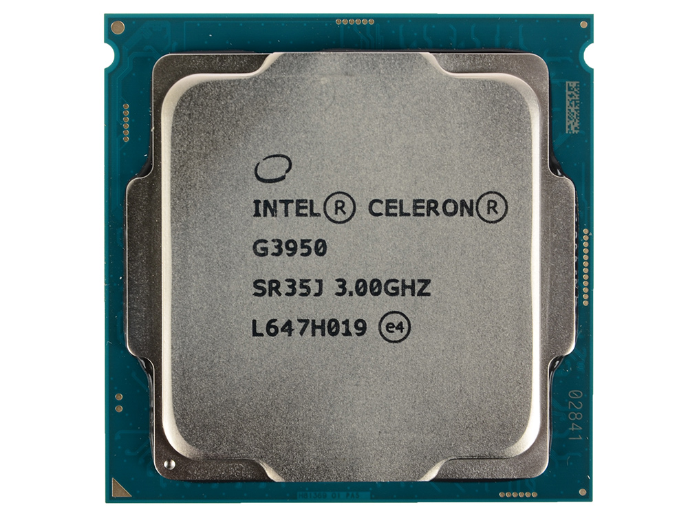 Процессор Intel Celeron G3950 3.0GHz 2Mb Socket 1151 OEM процессор intel celeron g530 g530 cpu 2 4g
