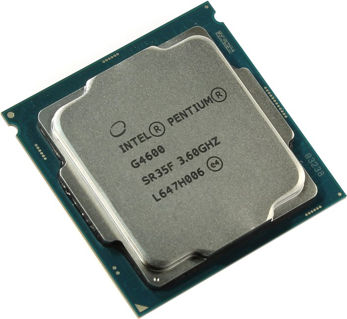 Процессор Intel Pentium G4600 3.6GHz 3Mb Socket 1151 OEM