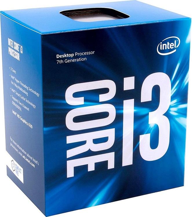 Процессор Intel Core i3-7320 4.1GHz 4Mb Socket 1151 BOX