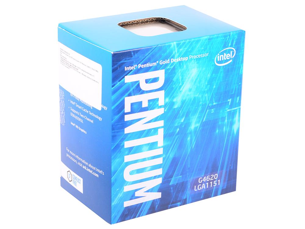 все цены на Процессор Intel Pentium G4620 3.7GHz 3Mb Socket 1151 BOX онлайн