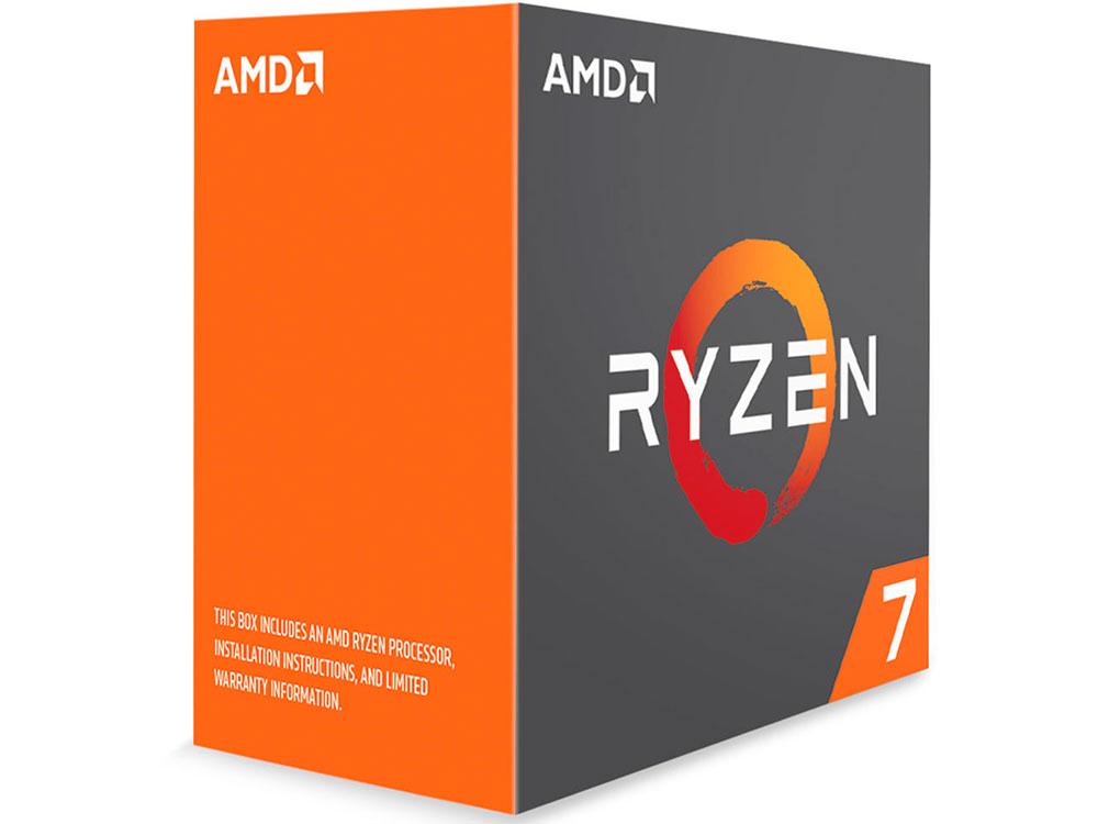 Процессор AMD Ryzen 7 WOF (YD180XBCAEWOF)