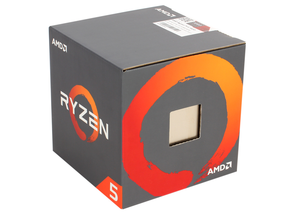 Процессор AMD Ryzen 5 1400 BOX 65W, 4C/8T, 3.4Gh(Max), 10MB(L2-2MB+L3-8MB), AM4 (YD1400BBAEBOX) led outdoor flashlight nitecore ec20 cree xm l2 u2 led max 960 lumen beam distance 222 meter small size torch