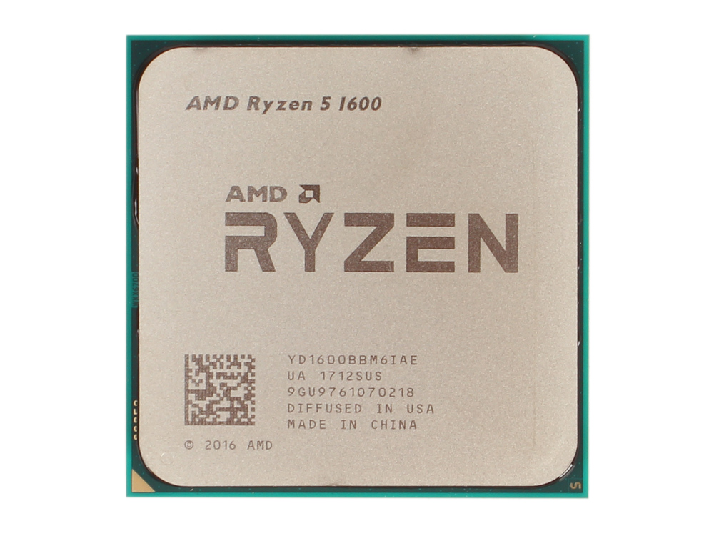 Процессор AMD Ryzen 5 1600 OEM (65W, 6C/12T, 3.6Gh(Max), 19MB(L2-3MB+L3-16MB), AM4) (YD1600BBM6IAE) hearing quality mini adjustable tone in ear hearing aids sound amplifier for hearing impaired drop shipping s 212