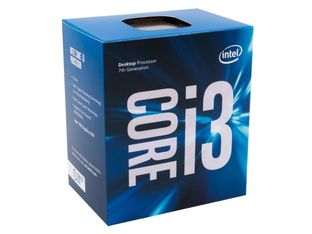 Процессор Intel® Core™ i3-7350K BOX w/o Fan